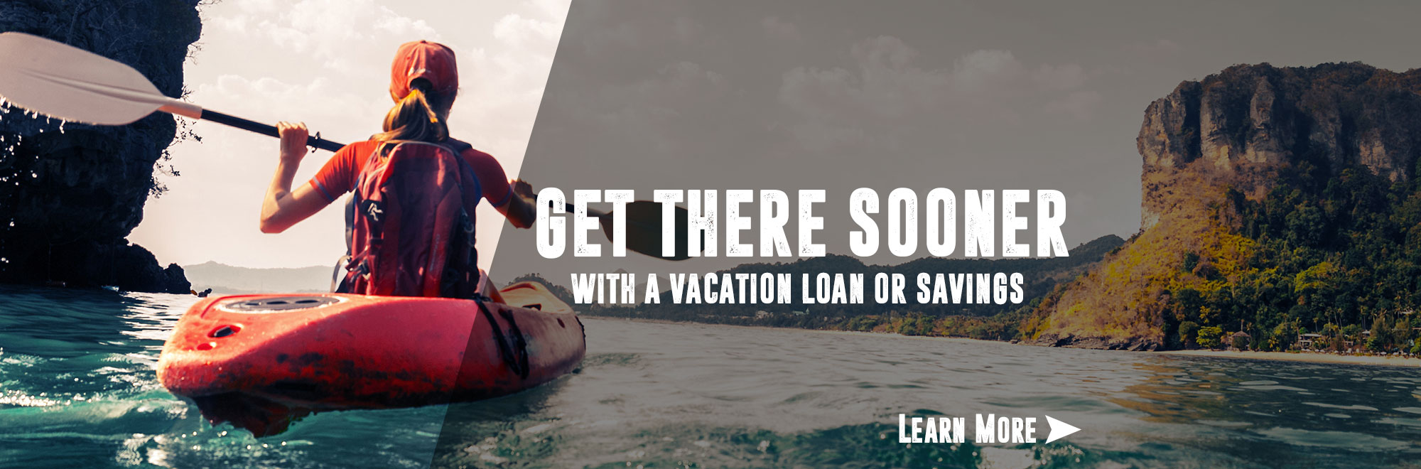 Get there sooner with a loan